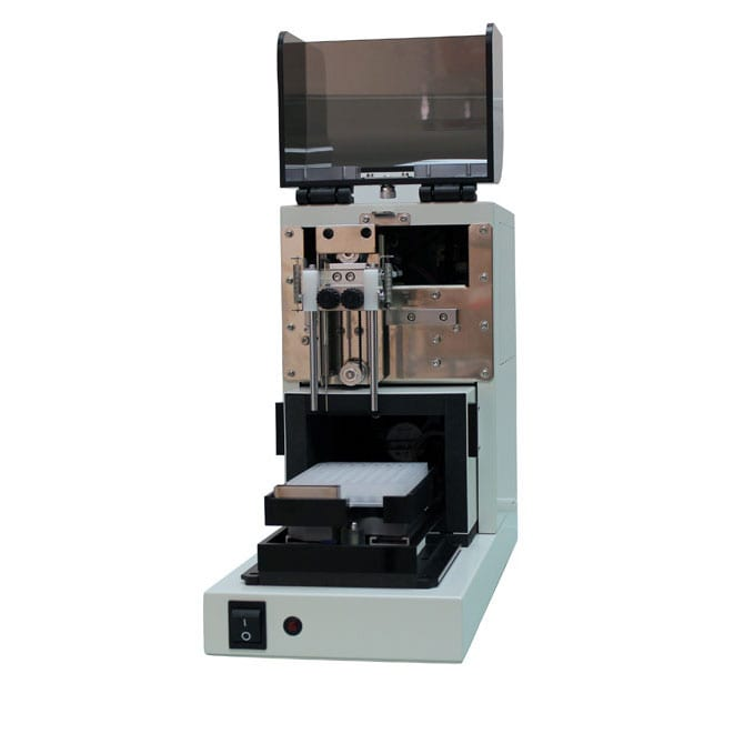 Microdialysis Fraction Collector, FC-90, open view